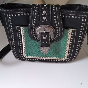 Concealed purse